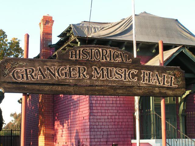 Granger Music Hall National City