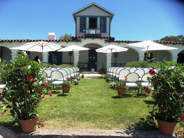 Rancho Guajome Adobe