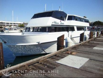 Chere Amie Charter Boat