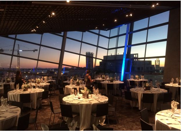 San Diego Central Library - Prom Night - Ramons event
