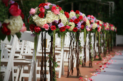 San Diego Wedding Florists