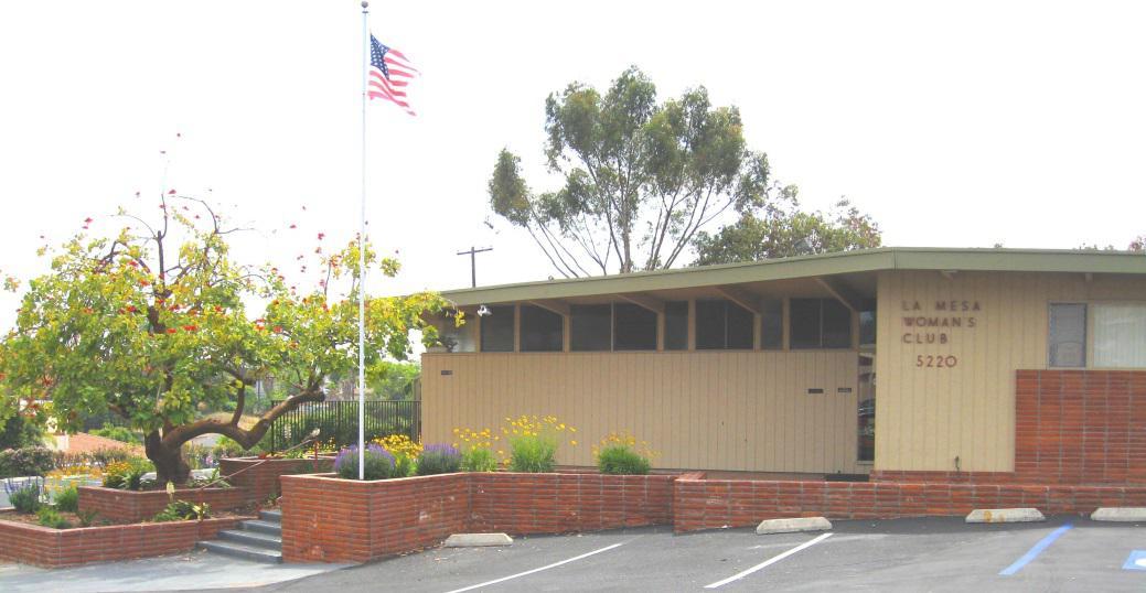 La Mesa Women's Club