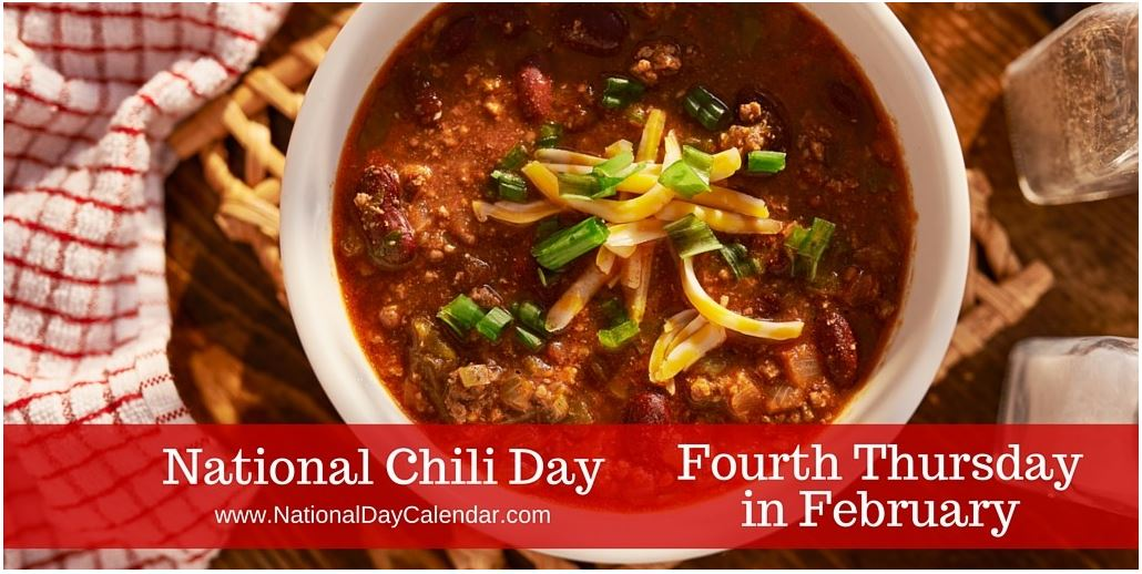 National Chili Day 4